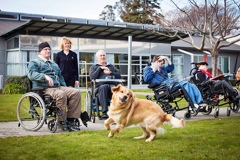 St John of God Hauora Trust residential care